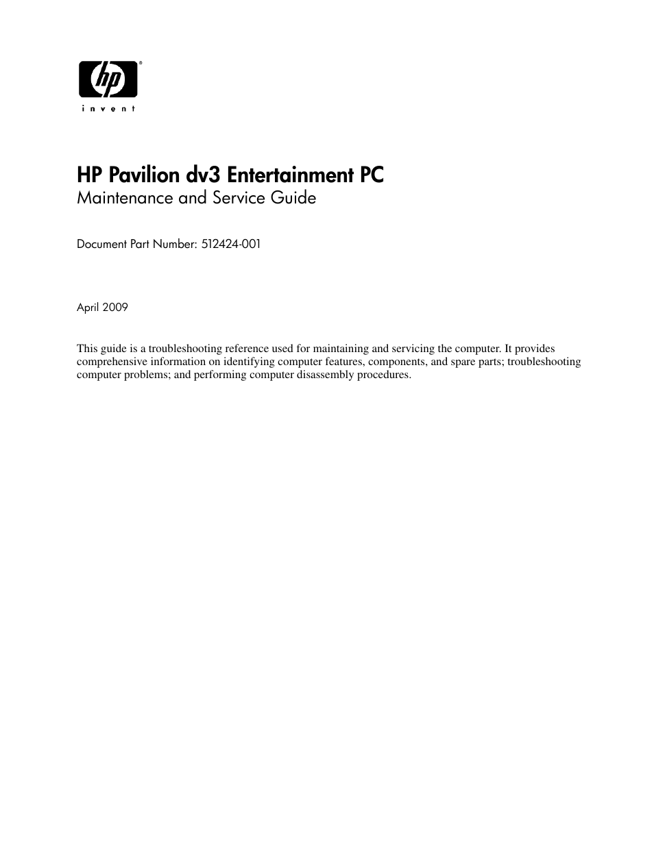 hp 512424 001 user manual 154 pages rh manualsdir com Anime Drawing Reference Cool References