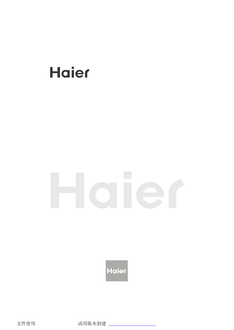 haier LCD TV L32A9A User Manual | 47 pages | Also for: LCD TV L37A9A, LCD TV  L26A9A