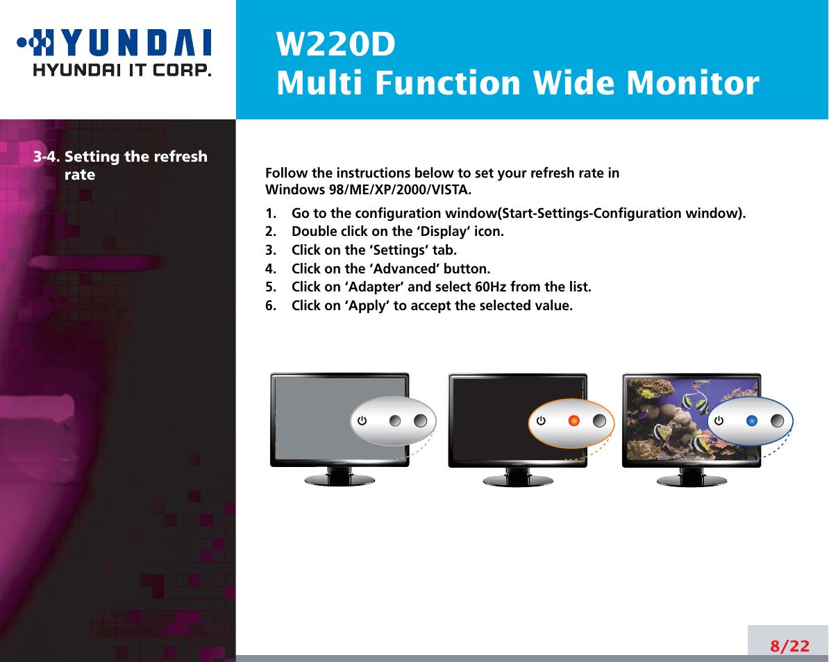 Hyundai Multimedia User Manual