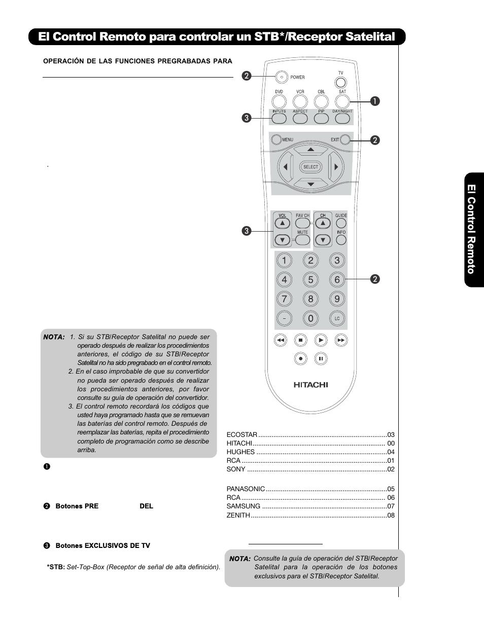 hitachi p50h401 user manual page 93 144 original mode also rh manualsdir com Hitachi Repair Manual Hitachi Manuals Television