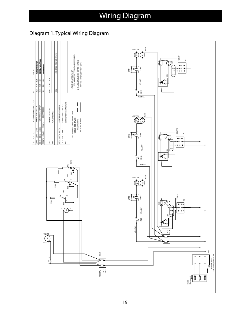 Heatcraft Wiring Diagrams Heatcraft Refrigeration Wiring