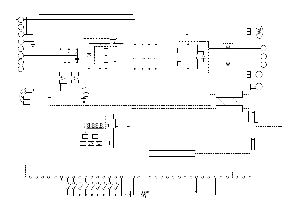 Sj300150220lfl300p185300lf circuit    diagram      Hitachi