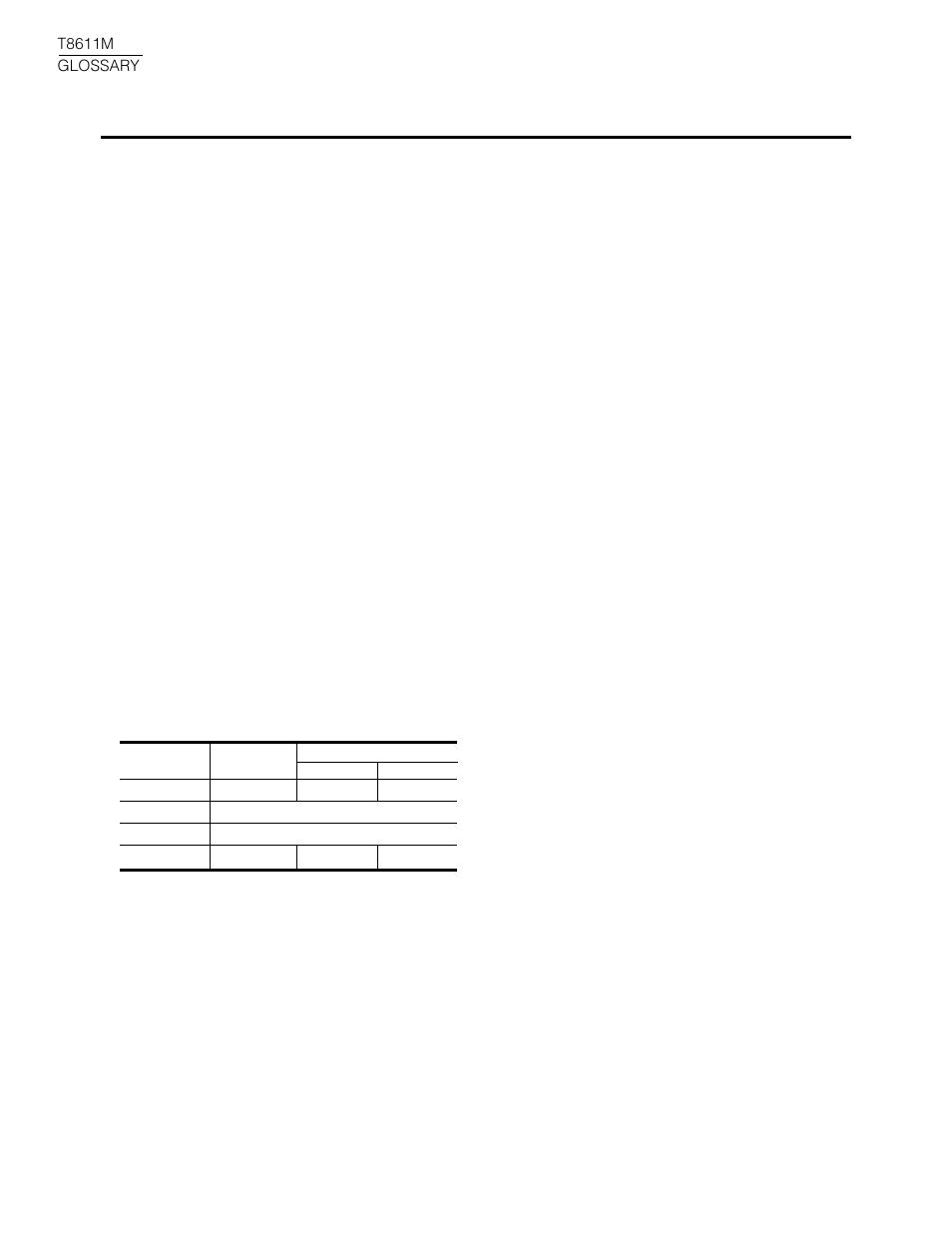 glossary honeywell chronotherm iii t8611m user manual page 30 rh manualsdir com Honeywell Chronotherm III AC Error Honeywell Chronotherm IV Plus