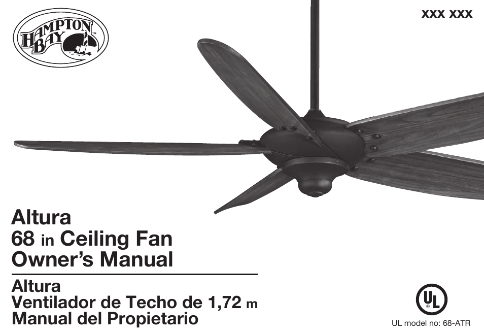 altura ceiling fan manual hampton direct altura 68 atr user manual 15 pages 10340